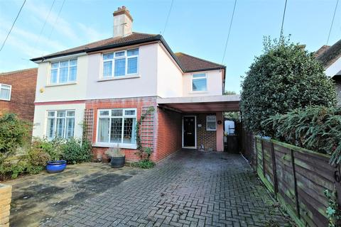 3 bedroom semi-detached house for sale - St. Swithins Road, Whitstable