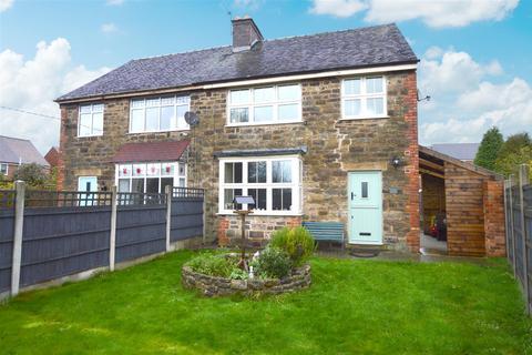 3 bedroom semi-detached house for sale - Park Cottages, Belper, Derbyshire
