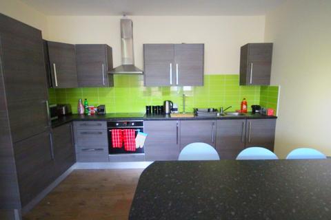 4 bedroom property to rent - Hodgson St, Sheffield