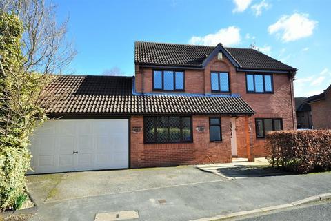 4 bedroom detached house for sale - Meadow Beck Close, York, YO10 3SJ