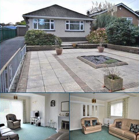 3 bedroom detached bungalow for sale - Park Road, Gowerton, Swansea