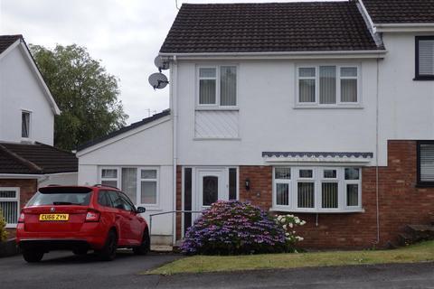 3 bedroom semi-detached house for sale - Nant Y Bryn, Dafen, Llanelli