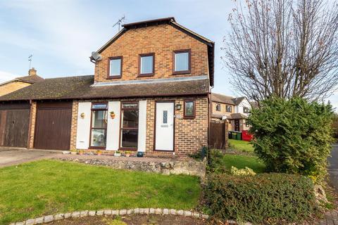 3 bedroom link detached house for sale - Bodsham Crescent, Bearsted, Maidstone