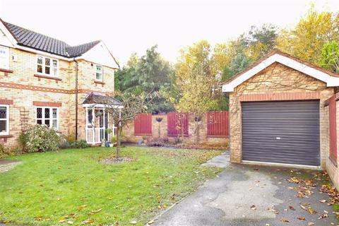 3 bedroom semi-detached house for sale - Dixon Close, Market Weighton