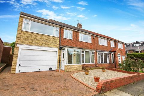 4 bedroom semi-detached house for sale - Regents Drive, North Shields