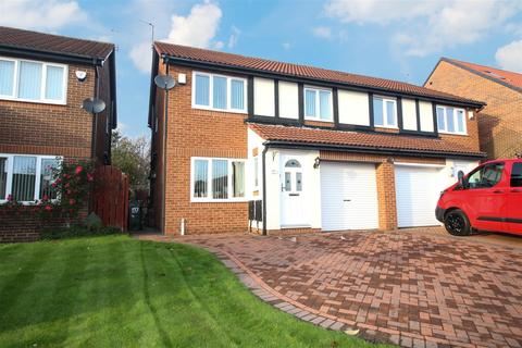 3 bedroom semi-detached house for sale - Monks Wood, North Shields