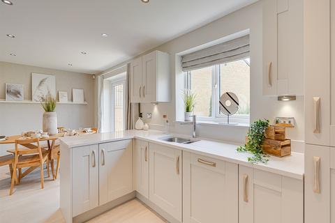 4 bedroom detached house for sale - Plot 117, The Cheltenham at Lime Tree Court, Mansfield Road DE21