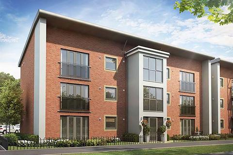 2 bedroom flat for sale - Plot 51, The Dunston  at Elmwood Park Court, Esh Plaza, Sir Bobby Robson Way NE13