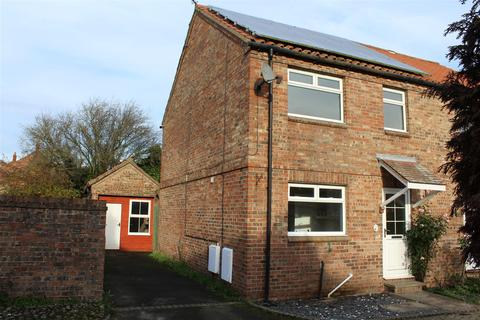 3 bedroom semi-detached house for sale - Church Close, Market Weighton, York