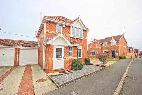3 bedroom link detached house for sale - Fordham Drive, Sacriston, Durham