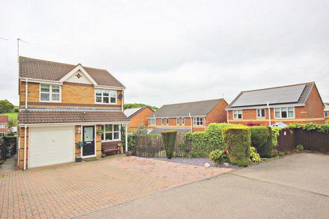 3 bedroom detached house for sale - Coldingham Court, Sacriston, Durham