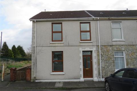 3 bedroom end of terrace house for sale - Glanmor Road, Llanelli