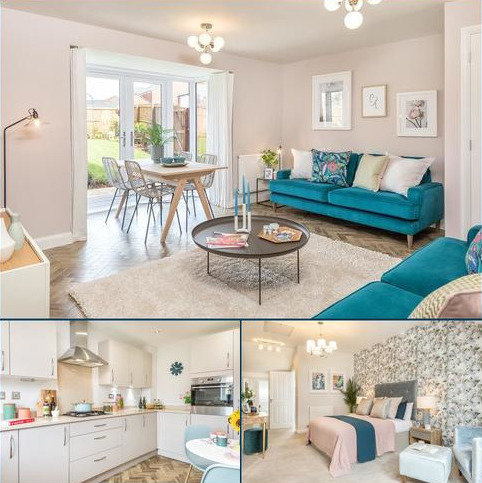 4 bedroom terraced house for sale - Off Leechpool Way, North Yate, BRISTOL