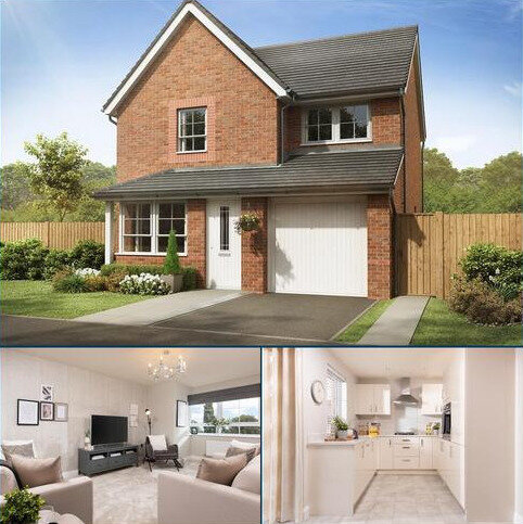 3 bedroom detached house for sale - Plot 232, Derwent at Leven Woods, Green Lane, Yarm, YARM TS15