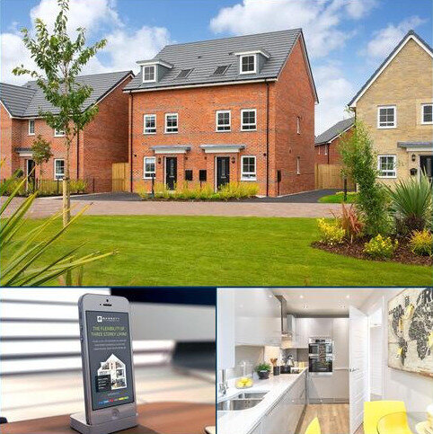 3 bedroom semi-detached house for sale - Plot 54, Norbury at Nomvula Park, Waterpark Drive, Knowsley, LIVERPOOL L28