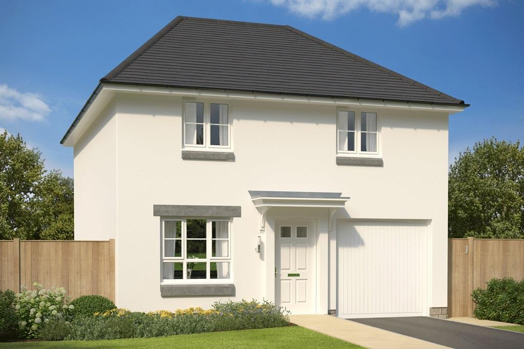 H7252 Culloden West Phase 2 CGI External