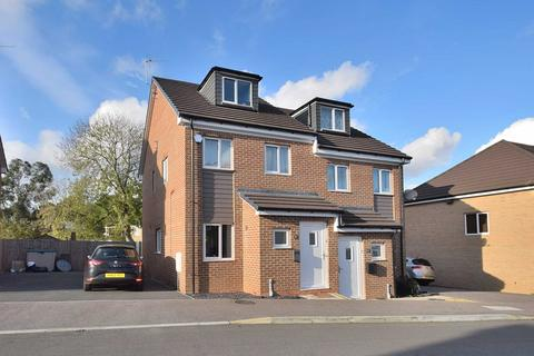 3 bedroom semi-detached house for sale - Bunkers Crescent, Bletchley