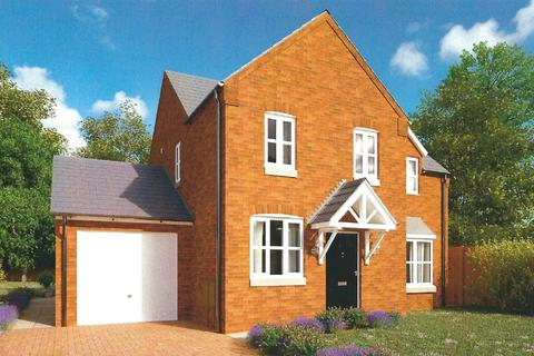 3 bedroom detached house for sale - Wyndham Grange, Melton Mowbray, Leicestershire