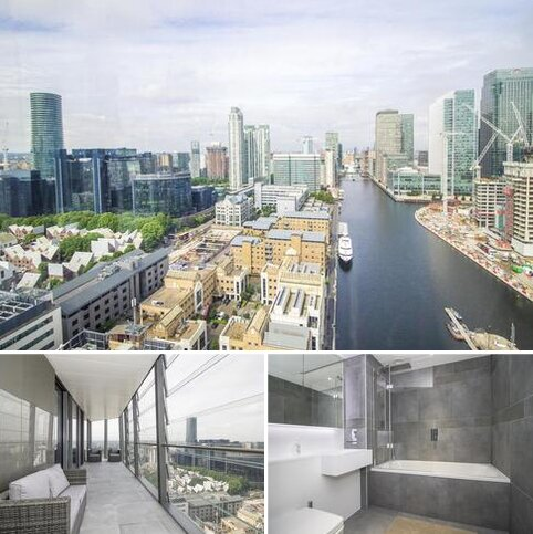 2 bedroom flat to rent - Dollar Bay, Canary Wharf, E14 9YJ