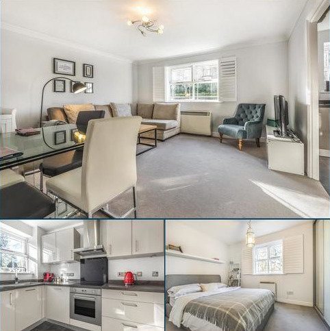 1 bedroom flat for sale - Nevinson Close, Wandsworth