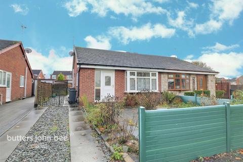2 bedroom bungalow for sale - Heron Crescent, Crewe