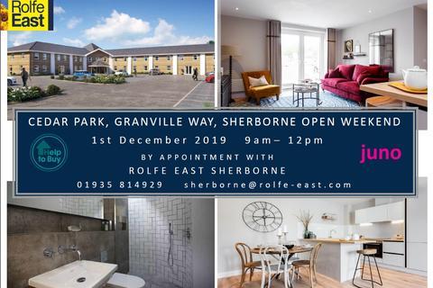 2 bedroom flat for sale - Cedar Park, Coldharbour Business Park, Granville Way, Sherborne, Dorset, DT9