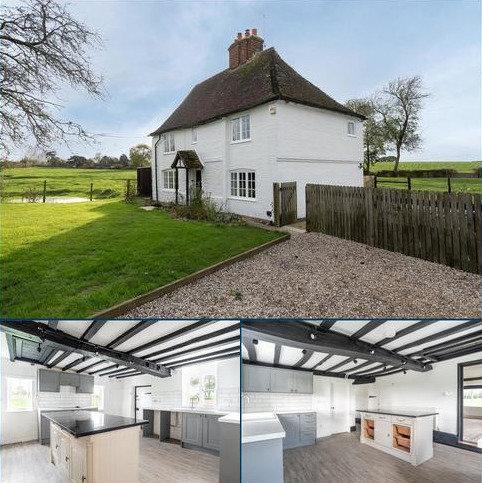 3 bedroom detached house to rent - Bircholt Corner Cottage, Lees Road, East Brabourne, Ashford