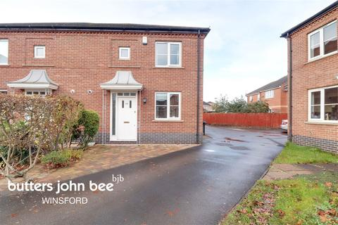 3 bedroom semi-detached house for sale - Lyndale Court, Winsford