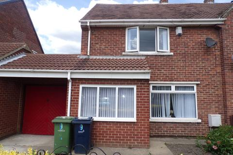 2 bedroom semi-detached house to rent - Low Downs Road, Hetton-le-Hole, Houghton Le Spring, Tyne and Wear, DH5 9AW