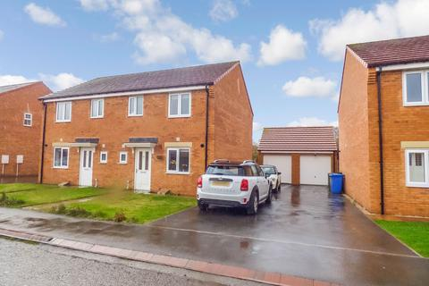 3 bedroom semi-detached house for sale - Font Drive, Blyth, Northumberland, NE24 4GY