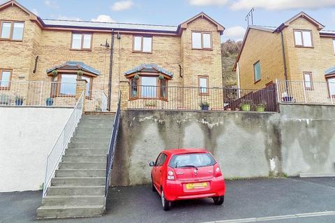 3 bedroom semi-detached house for sale - Ty Bryn Vale View, Ogmore Vale, Bridgend. CF32 7DP