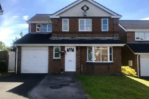 4 bedroom detached house to rent - TELFORD CLOSE, HIGH SHINCLIFFE, DURHAM CITY