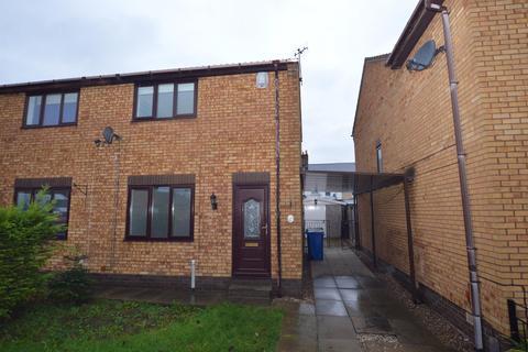 2 bedroom semi-detached house to rent - Devon Park View, Brimington, Chesterfield, S43 1EN