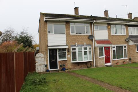 3 bedroom end of terrace house to rent - Rook Close