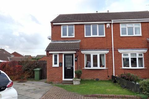 3 bedroom semi-detached house for sale - Green Hill Walk, Marsden, South Shields, Tyne and Wear, NE34 7EY