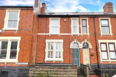 4 bedroom terraced house for sale - Arthur Street, Derby, Derbyshire, DE1