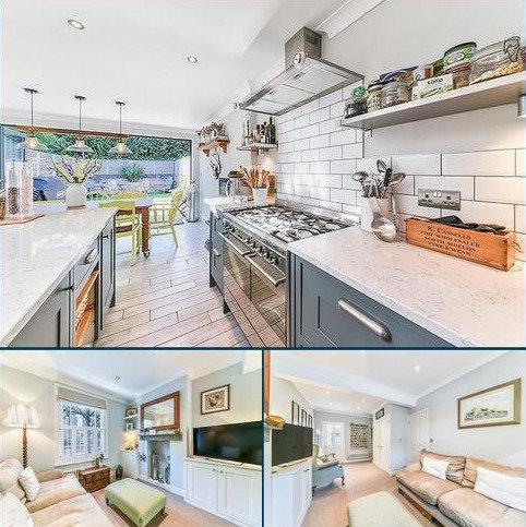 3 bedroom house to rent - Eversleigh Road, Battersea, London, SW11