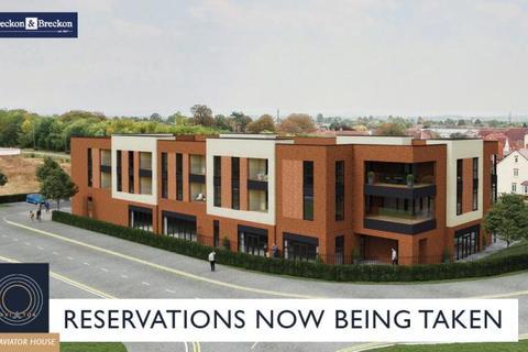 2 bedroom apartment for sale - Aviator House, Flat 1 - 17, 2 Tibbs Road, Haddenham, Aylesbury