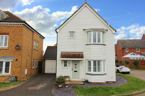 3 bedroom detached house for sale - Hedgers Way, Ashford, Kent, TN23 3GN