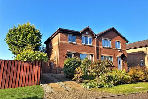 3 bedroom semi-detached house for sale - Eastbank Place, G32