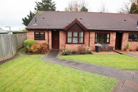 2 bedroom semi-detached bungalow for sale - The Laurels, Rugeley