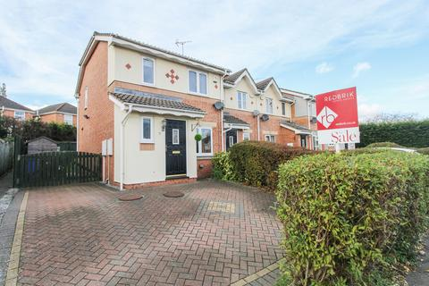 3 bedroom townhouse for sale - Plumbley Hall Road, Mosborough