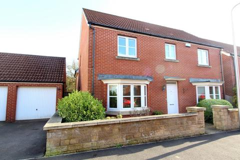 4 bedroom detached house for sale - Blackcurrant Drive, Long Ashton