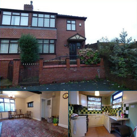 2 bedroom house for sale - Whiteway Street, Manchester, Greater Manchester, M9