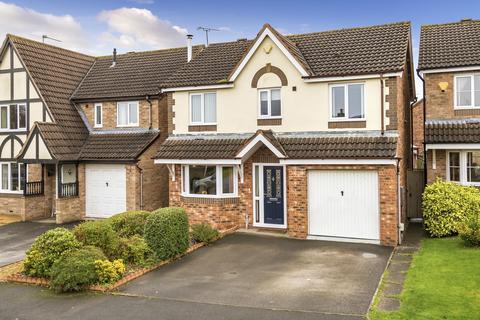 4 bedroom detached house for sale - Blackberry Way, Woodseaves, Stafford