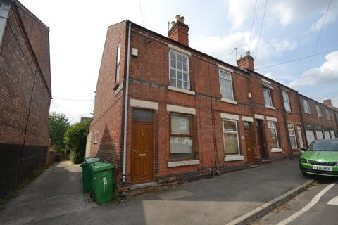 2 bedroom end of terrace house to rent - Hall Street, Nottingham