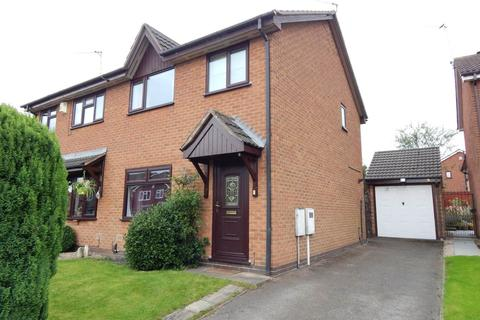 3 bedroom semi-detached house to rent - Perivale Close, Nuthall, Nottingham