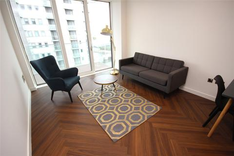 1 bedroom flat to rent - The Lightbox, Blue, Media City UK, Salford, Greater Manchester, M50