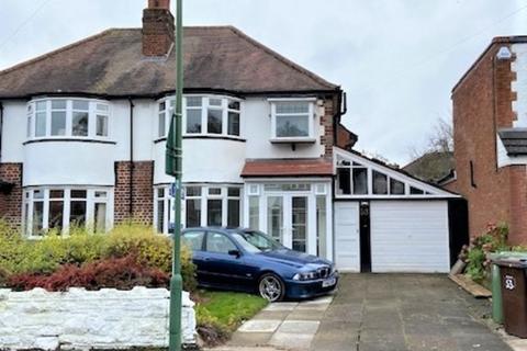 3 bedroom semi-detached house to rent - Brookvale Road, Olton, Solihull