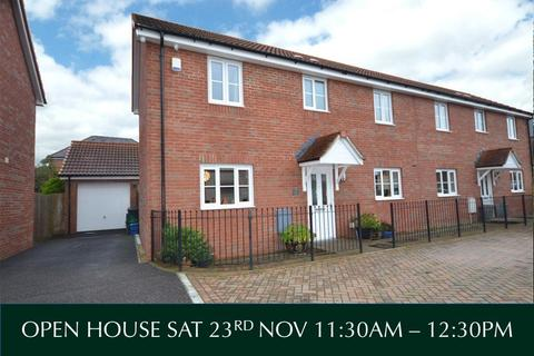 3 bedroom semi-detached house for sale - Cranbrook, Exeter